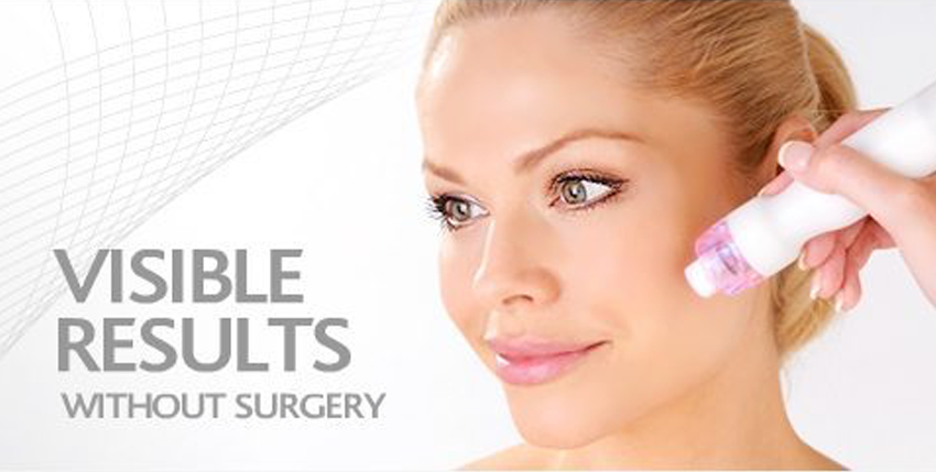 Caci - Visible results without surgery